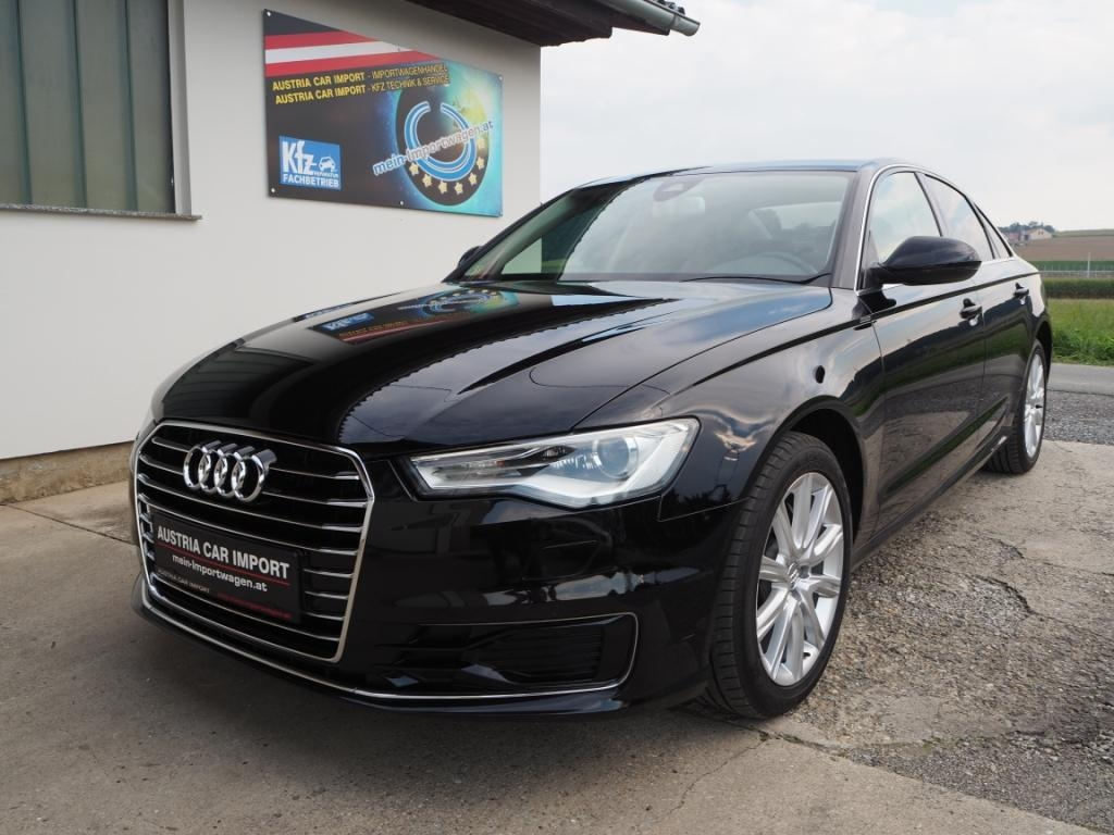 audi a6 2 0 tdi ultra s tronic gebrauchtwagenimport. Black Bedroom Furniture Sets. Home Design Ideas